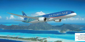New Planes, Air Tahiti
