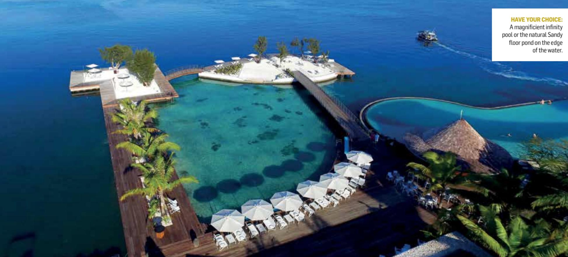 Tahiti Manava Beach Resort And Spa Moorea Manava Suite