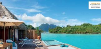Conrad Bora Bora, Tahiti