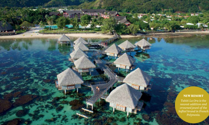 The Tahiti La Ora Beach Resort by Sofitel